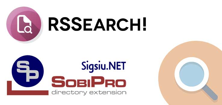 RSSearch! for SobiPro