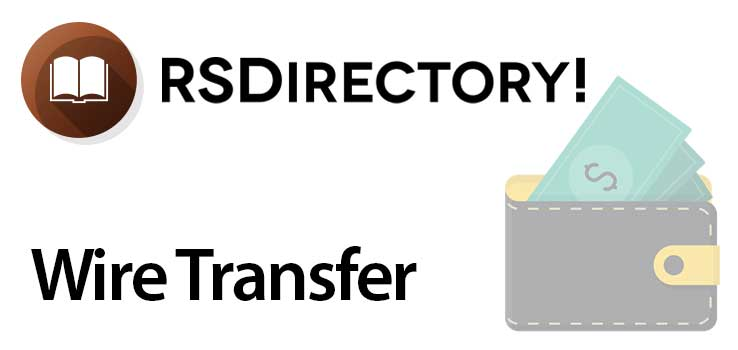 Wire Transfer Payment Plugin