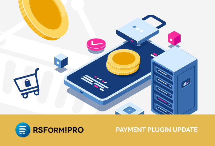RSForm!Pro New Payment Package plugin