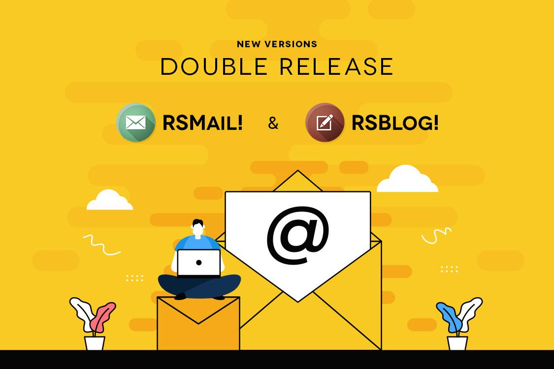 RSBlog! - RSMail! - Joomla! 4 compatibility