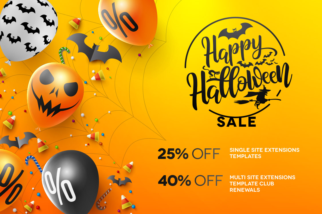Halloween Sales