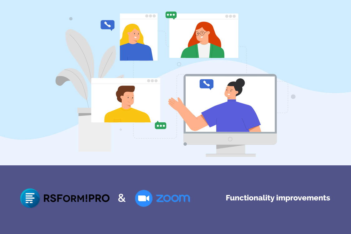 RSForm!Pro Zoom Functionality Improvements
