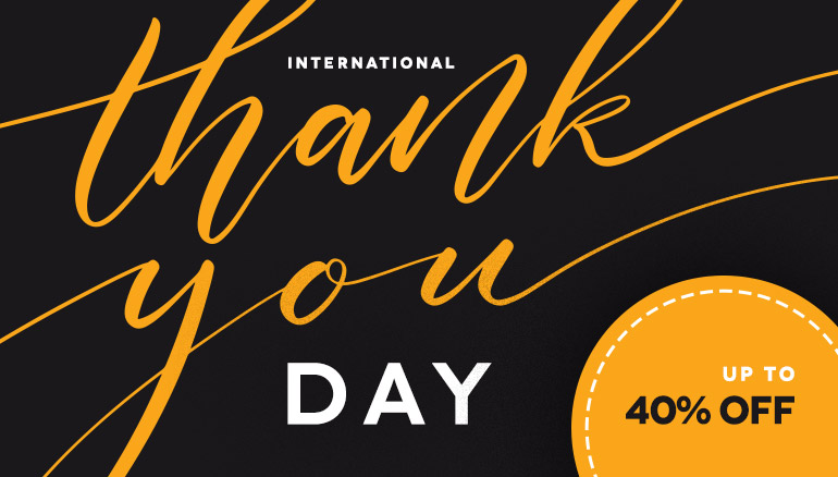 International Thank You Day 2018