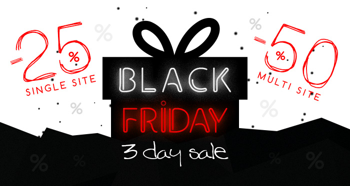 black friday up to 50 off rsjoomla extensions and templates