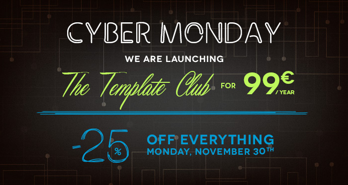 635c8fac8f8 Are you ready for Cyber Monday? RSJoomla! is!
