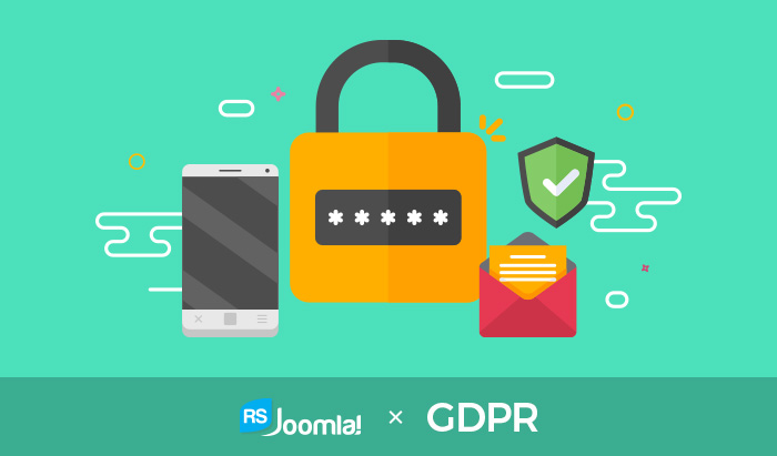 RSJoomla! and GDPR part 2