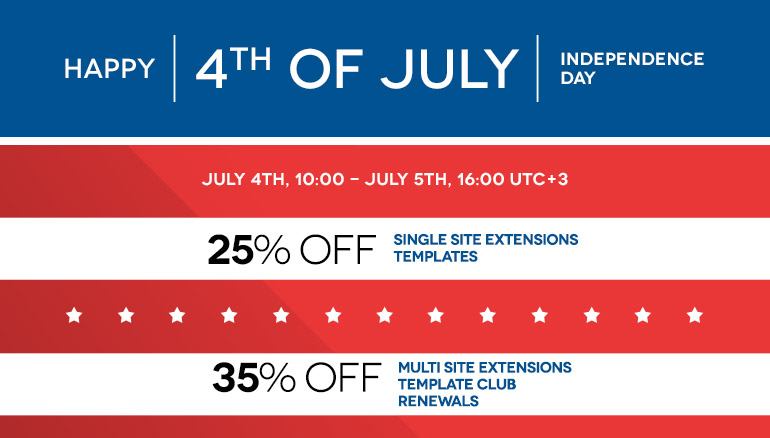 Independence Day Sale 2018