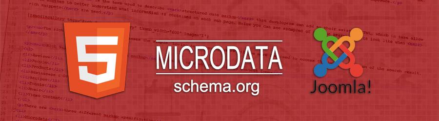 Joomla! and Microdata