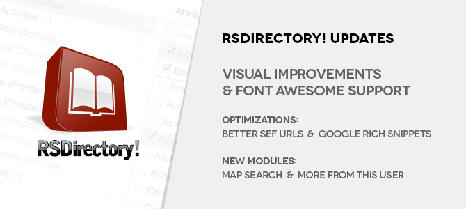 RSDirectory! version 1.6.0