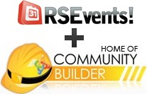 RSEvents! integration with Community Builder
