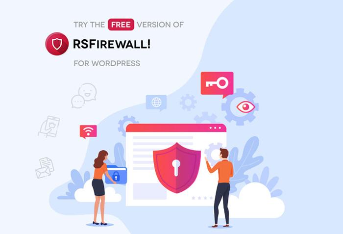 RSFirewall!Pro for WordPress