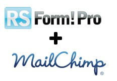 RSForm!Pro integration with Mailchimp