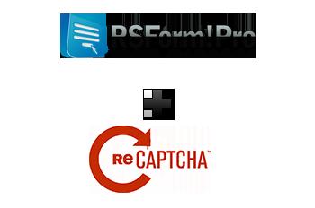 RSForm!Pro - reCAPTCHA