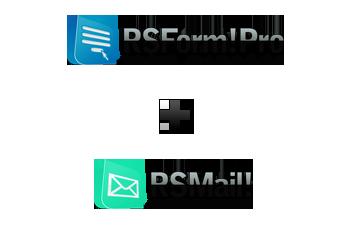 RSForm!Pro - RSMail! plugin