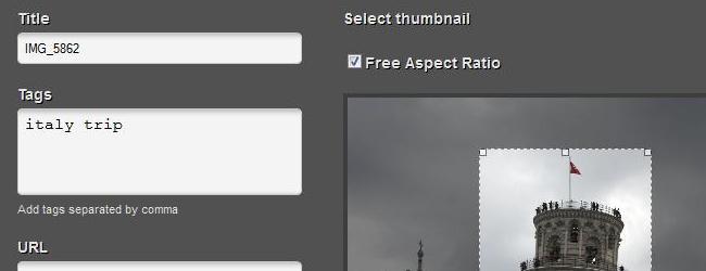 RSMediaGallery! - Vertical Portrait Thumbnails