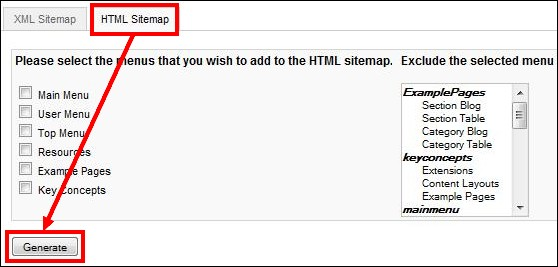 RSSeo! Revision 10 Released With HTML Sitemaps And Keyword