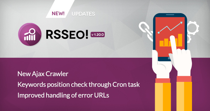 RSSeo! Revision 1.20.0