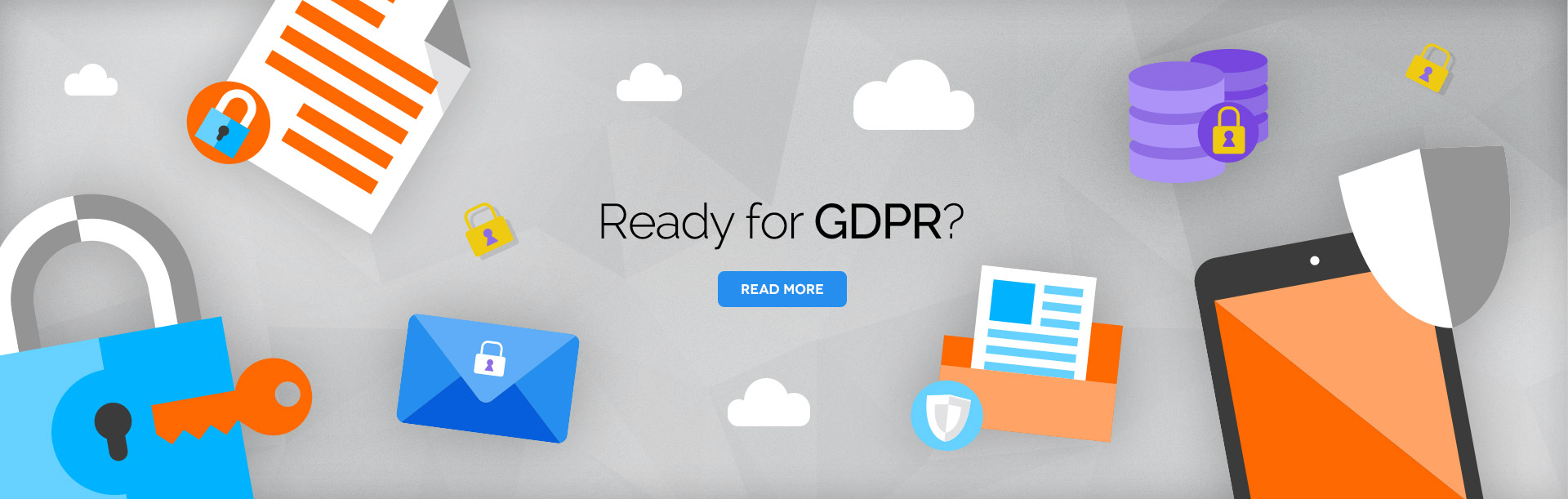 Ready for GDPR?