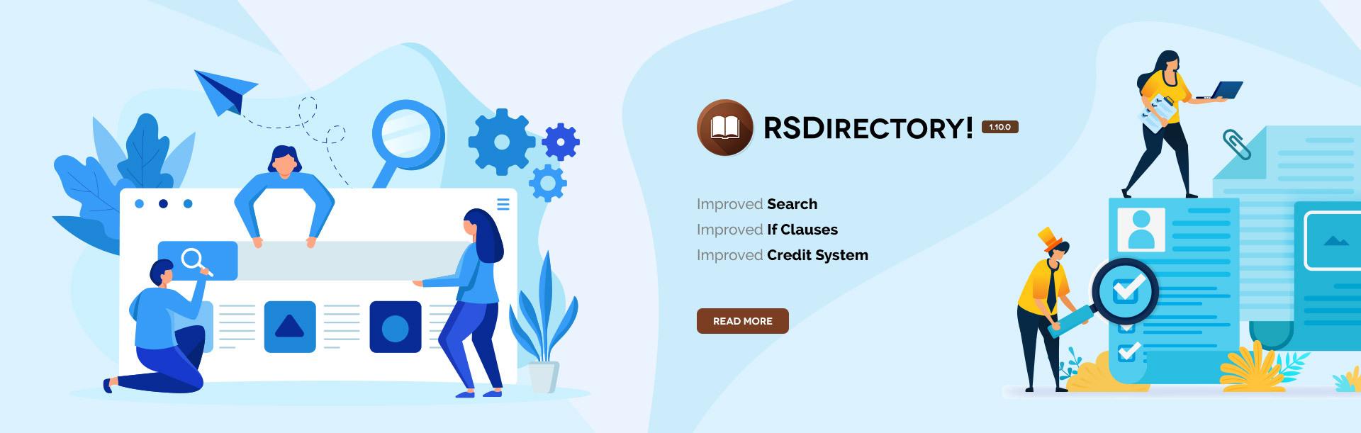 RSDirectory! 1.10.0