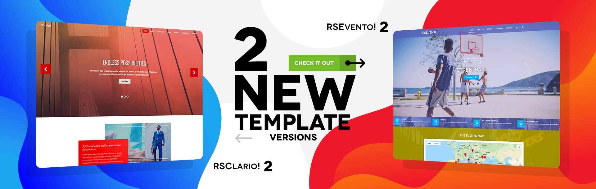 RSEvento!-2.0 RSClario!-2.0