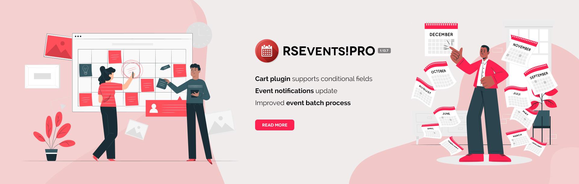 RSEvents!Pro v 1.13.7