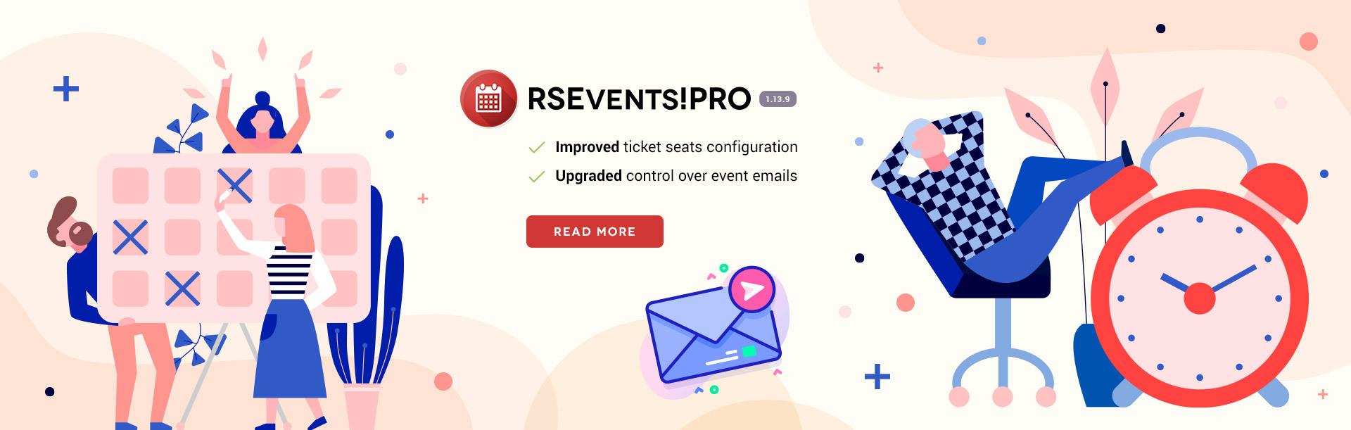 RSEvents!Pro v 1.13.9