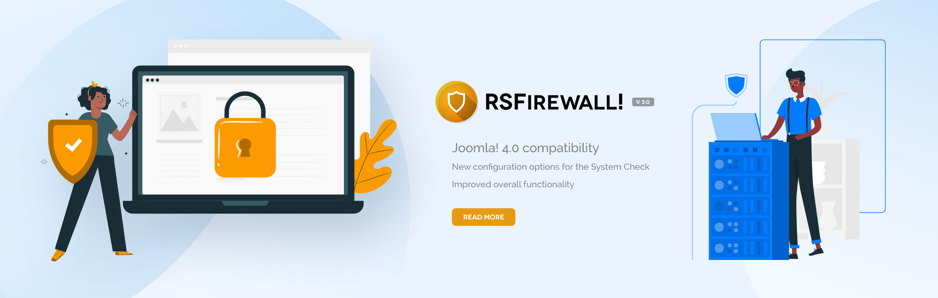 RSFirewall! 3.0