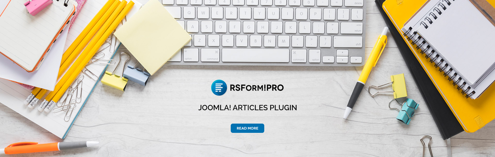 RSForm!Pro Create Articles Plugin