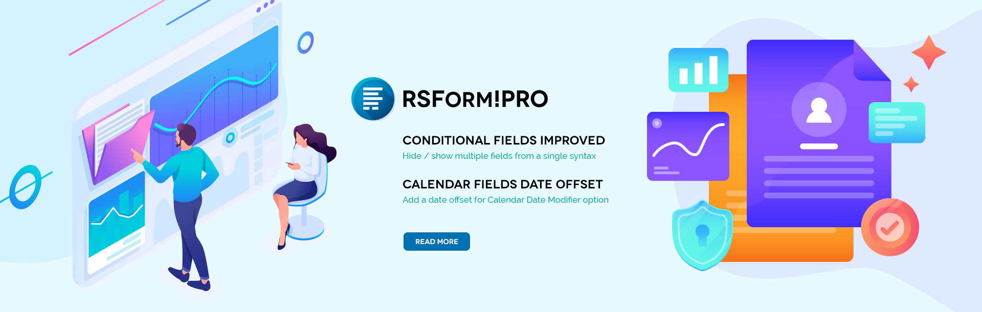 RSForm!Pro Multiple Conditional Fields