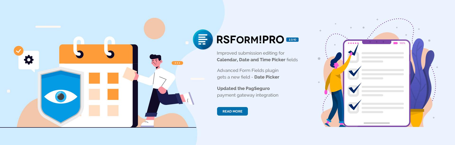RSForm!Pro version 2.3.10