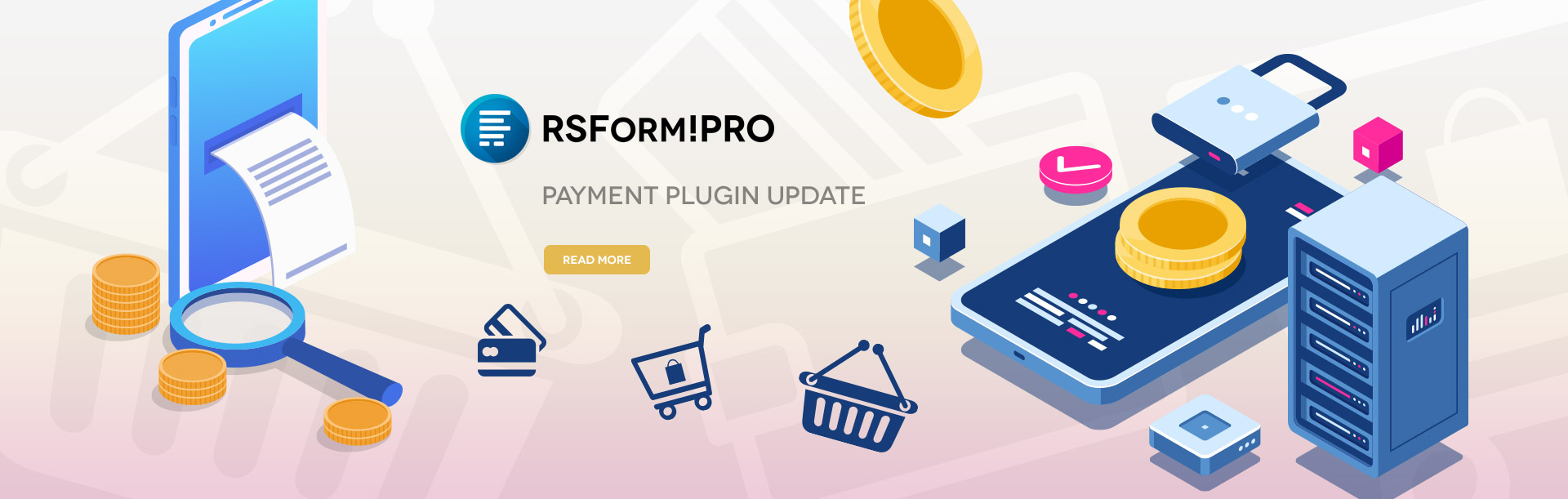 RSForm!Pro New Payment Plugin