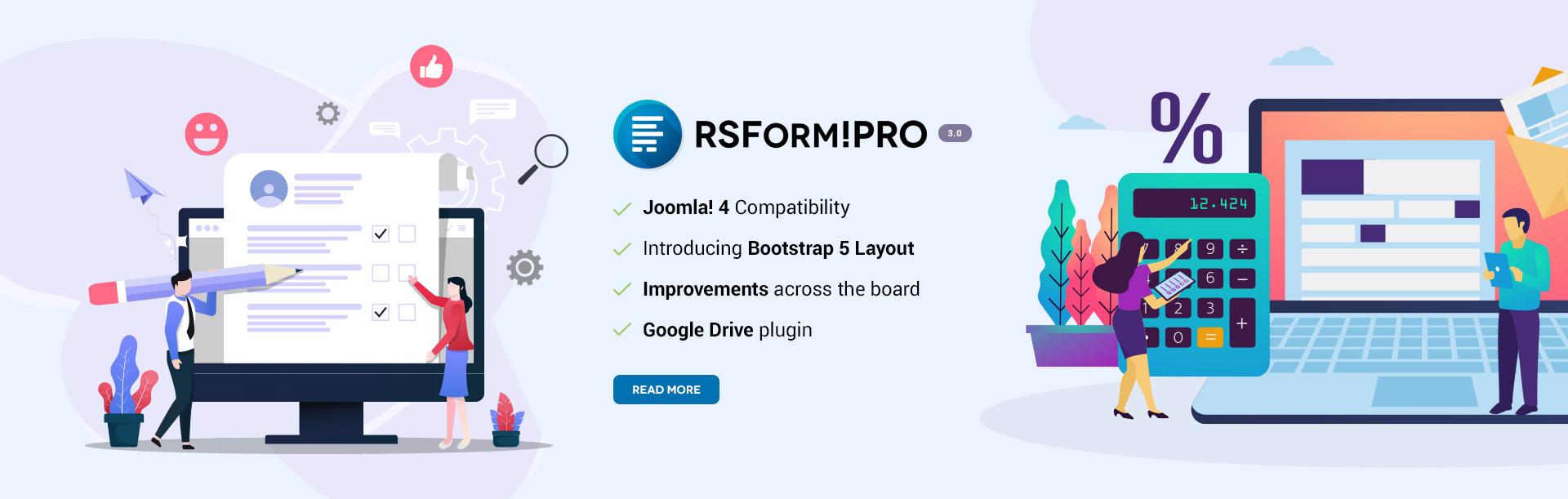 RSForm!Pro v3.0