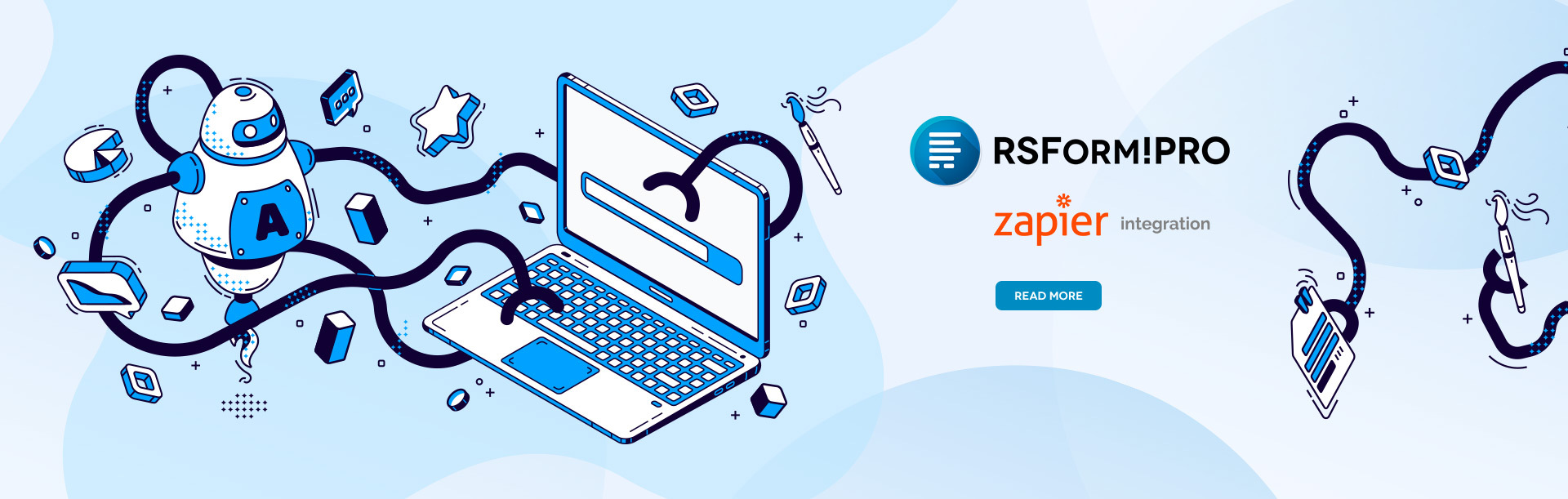 RSForm!Pro Zapier integration