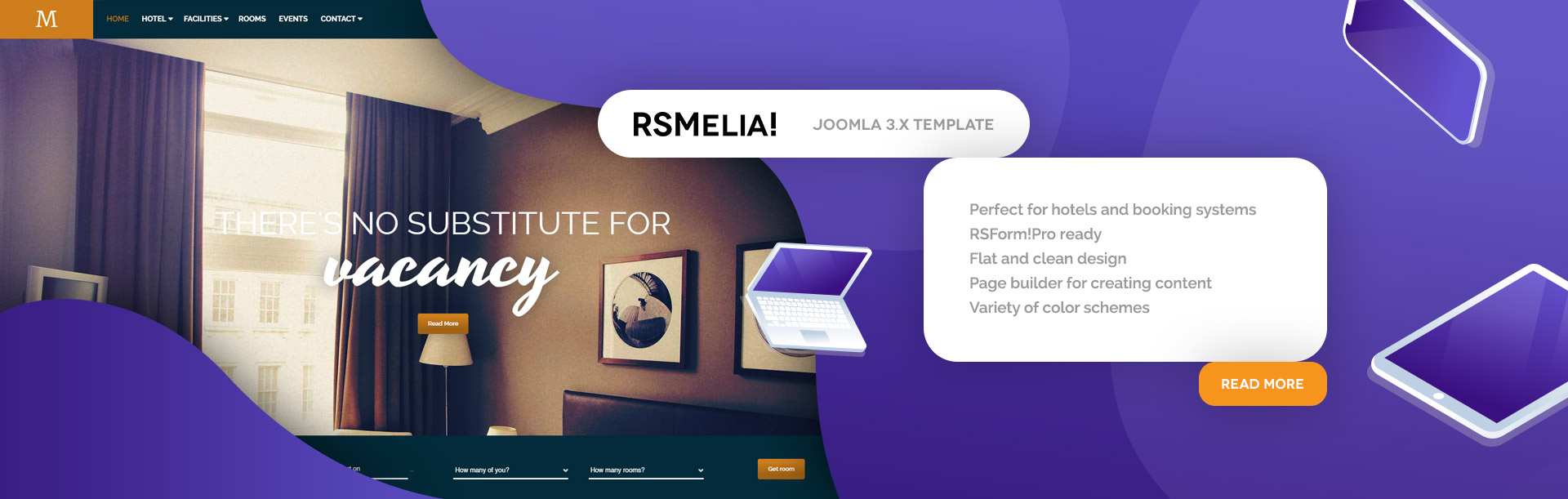 RSMelia! Template