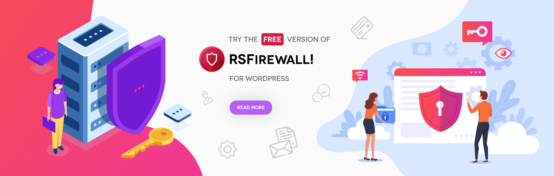 RSFirewall! WordPress Free