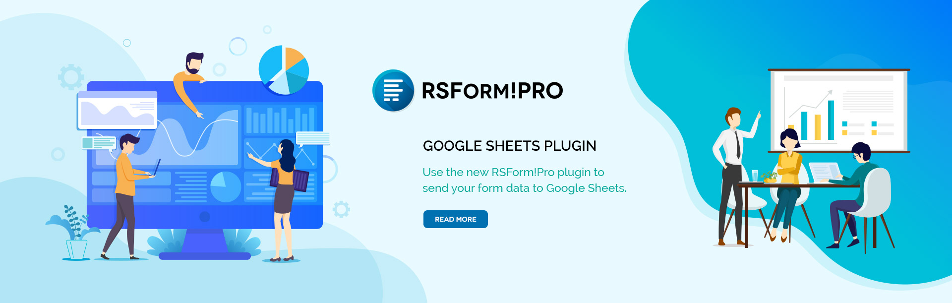 RSForm!Pro Google Sheets plugin