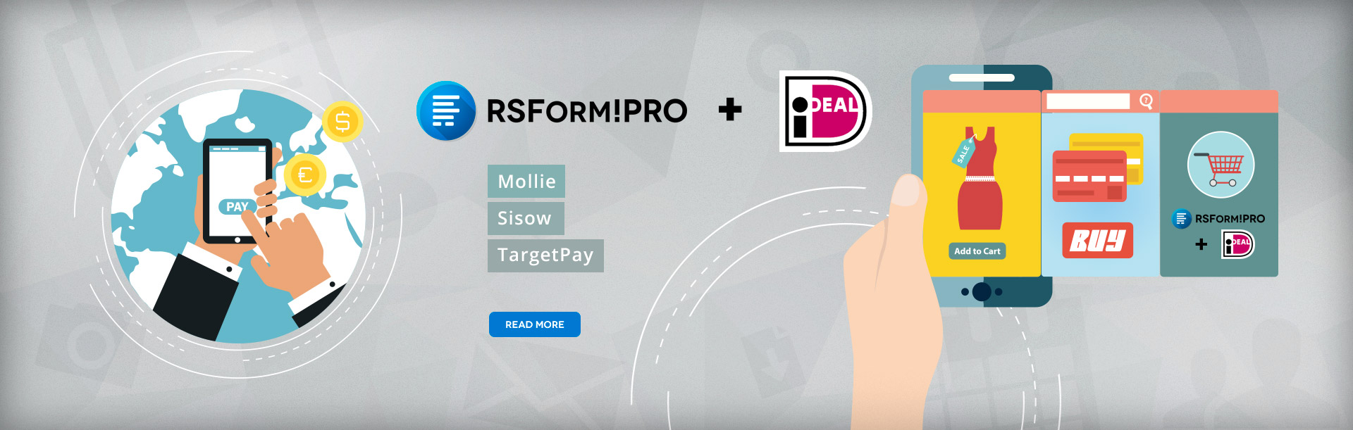 RSForm!Pro iDeal integration