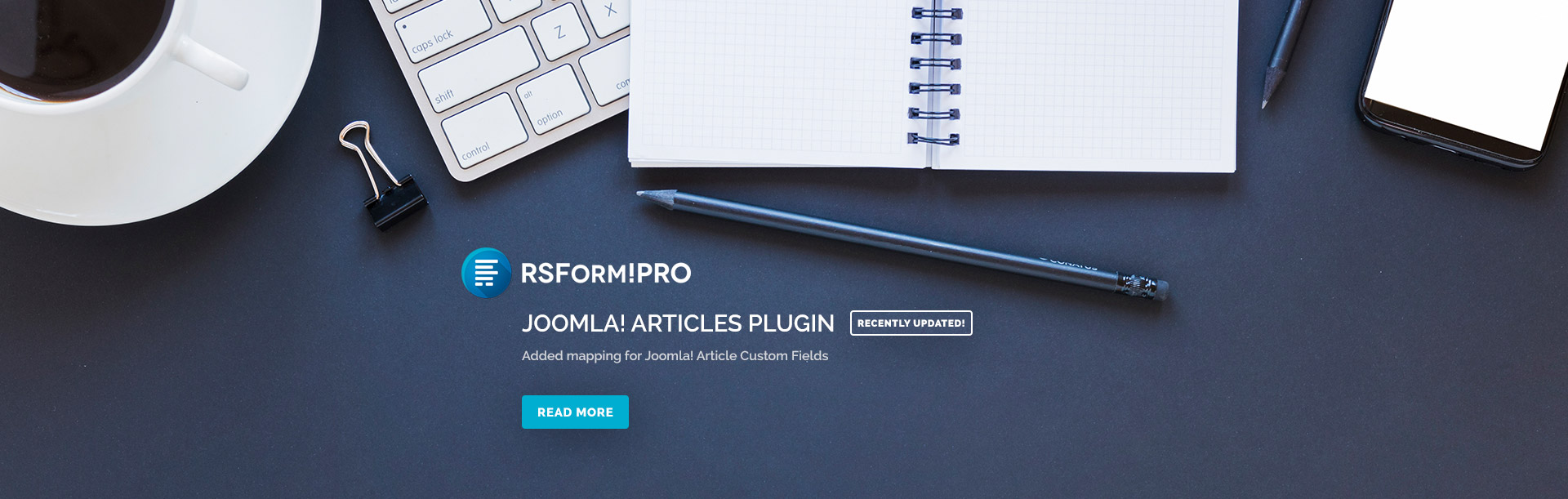 RSForm!Pro Joomla! Articles plugin