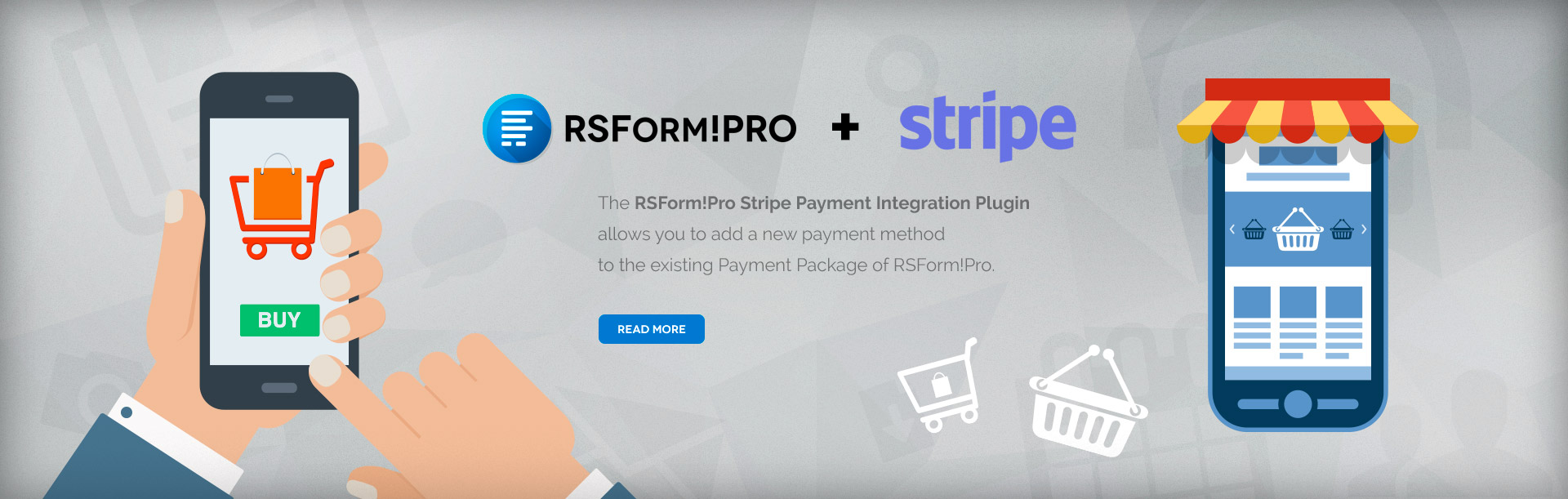RSForm!Pro Stripe integration