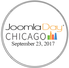 Joomla! Day Chicago - 23 September 2017