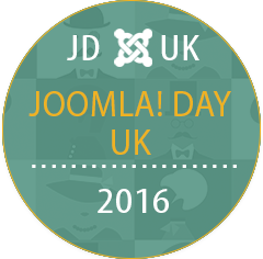 Joomla! Day UK - 13th February 2016