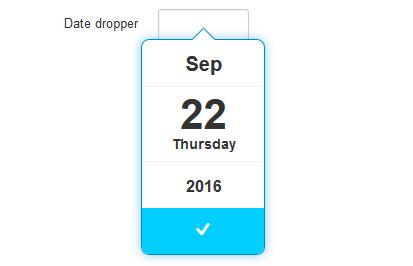 Date Dropper