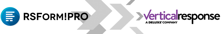 RSForm!Pro VerticalResponse Plugin