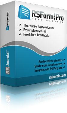 RSForm! Pro box