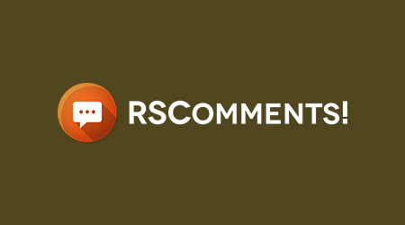 Get RSComments! for free