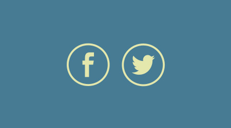 Twitter and Facebook integrations
