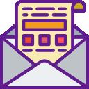 Remote publishing via e-mail