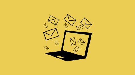 Anpassbare & unbegrenzte E-Mails