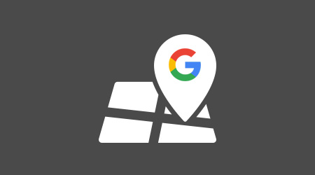 Address suggested by Google API