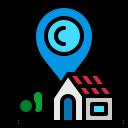 Address suggested by Google API